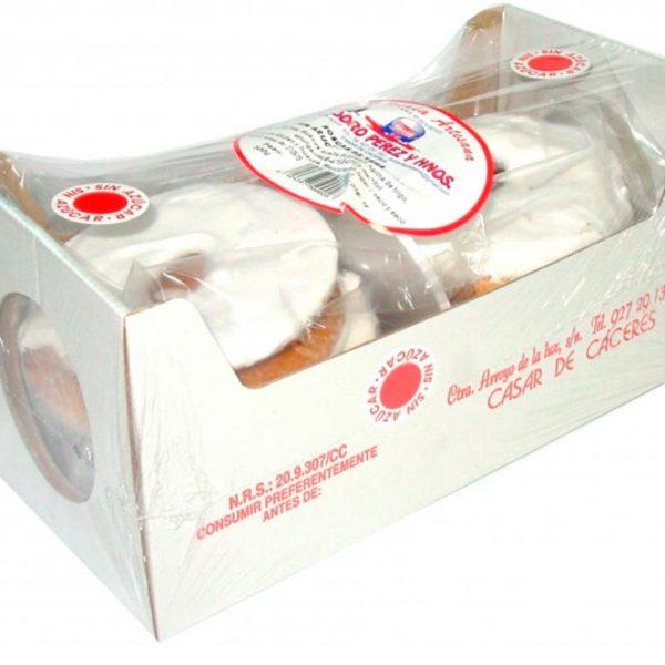 Roscas de Yema sin azúcar